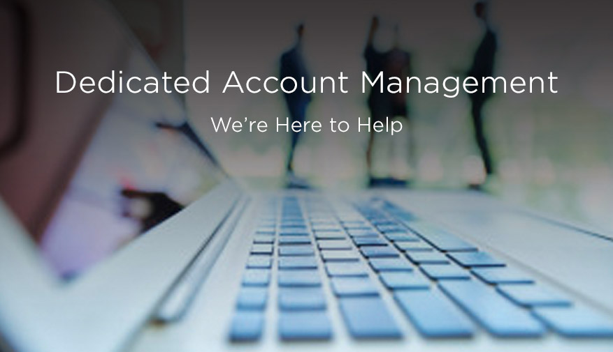 Dedicated Account Management