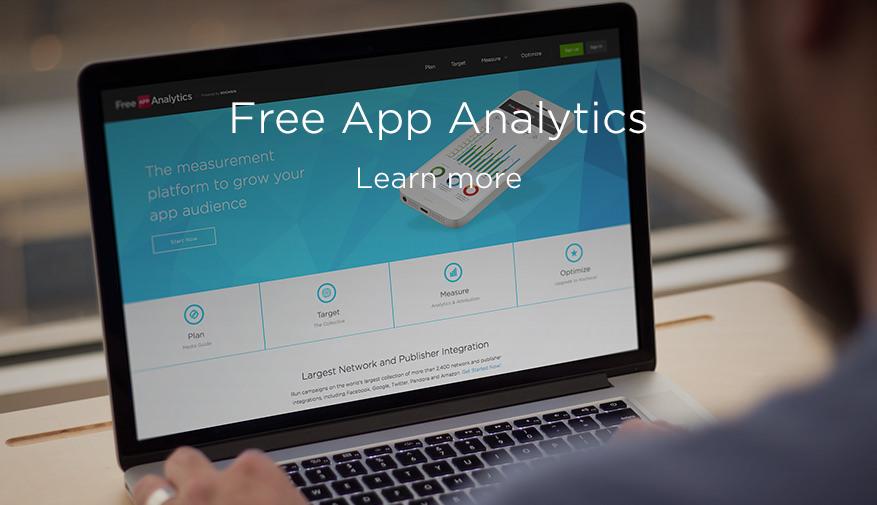 Free App Analytics
